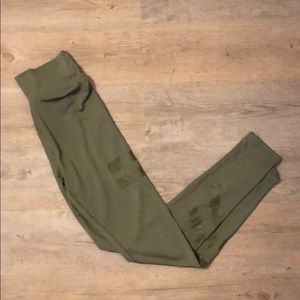 Pants - New Yoga {Evergreen} Leggings